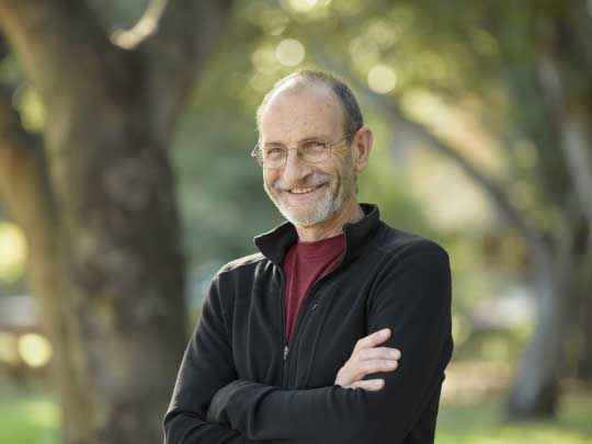 Stanford Woods Institute Director Chris Field